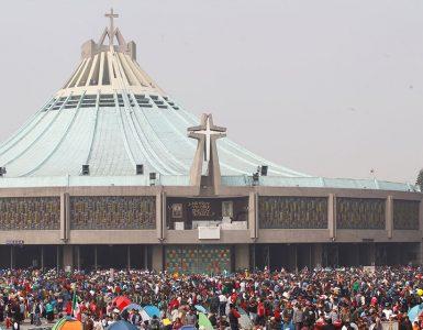 Deciden autoridades cerrar la Basílica de Guadalupe
