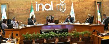 INAI solicita datos sobre insumos provenientes de China
