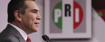 Alejandro Moreno apela a la fuerza del PRI en Querétaro