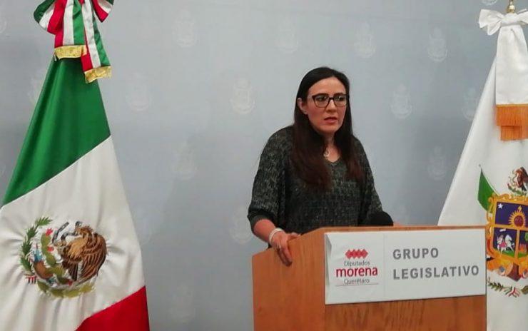 Paloma Arce exhorta al gobernador a no incrementar precio del Qrobús