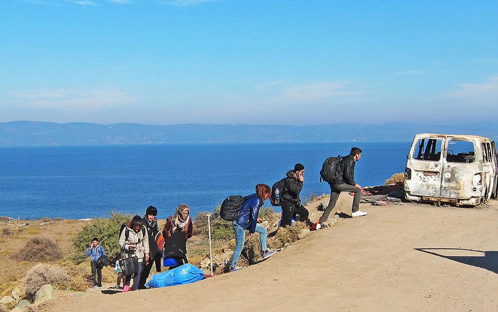 Regresan a 133 mexicanos en ocho vuelos desde EUA