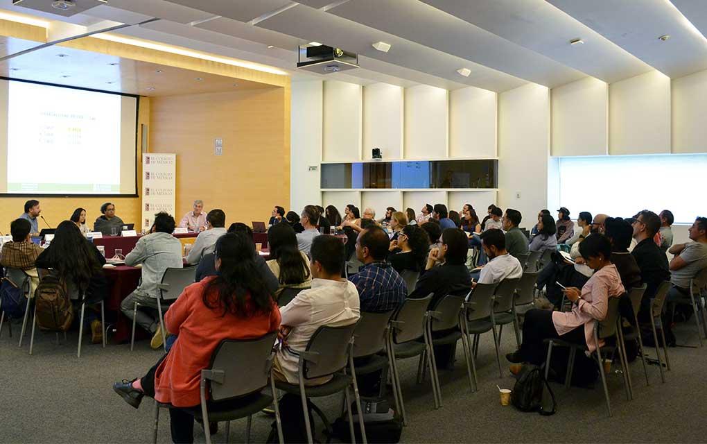 El Colegio de México emprende acciones de prevención a causa del coronavirus