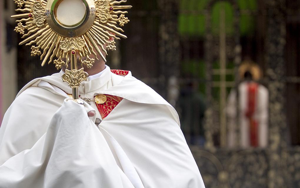 sacerdotes bendición