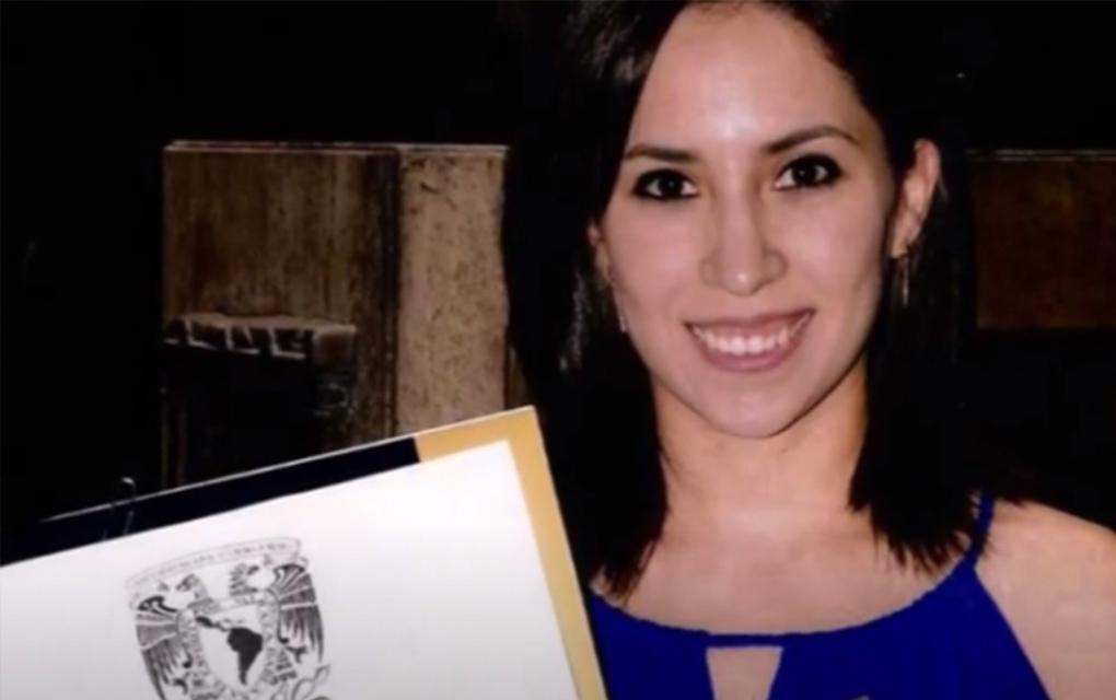 Ella es la mexicana que ganó una beca para estudiar en la NASA