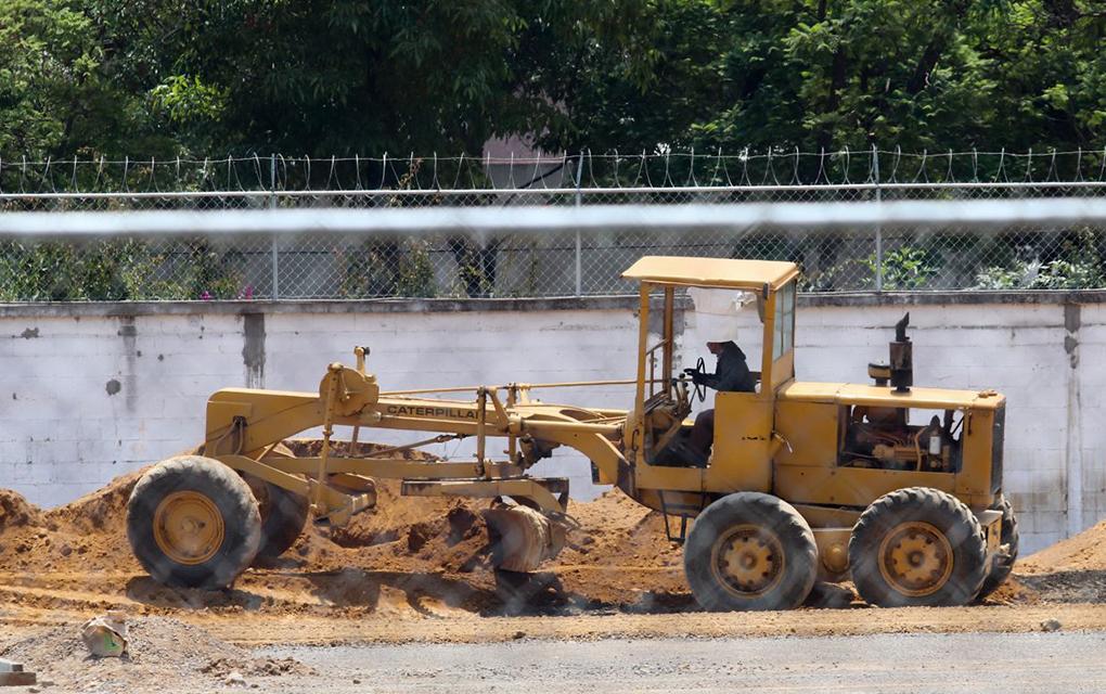 Esto ocurrió con el gasto en maquinaria y construcción de México en marzo. / Foto: Cuartoscuro