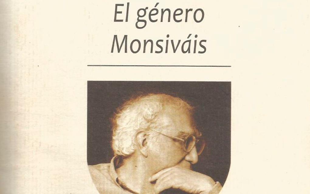 Juan Villoro analiza el genero Monsiváis