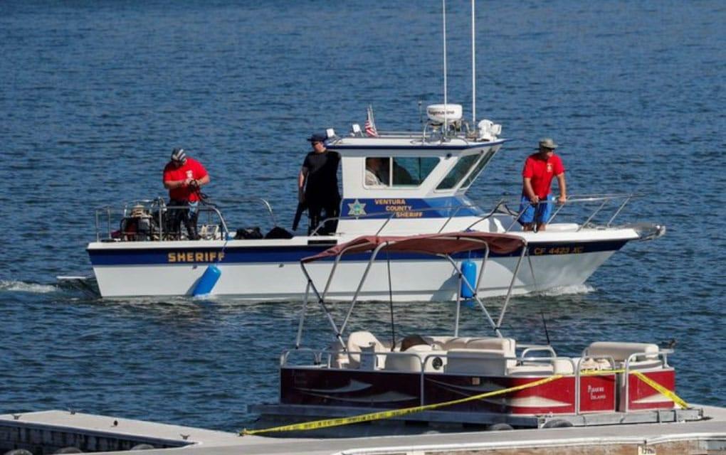 Hallan cuerpo en lago donde desapareció actriz Naya Rivera