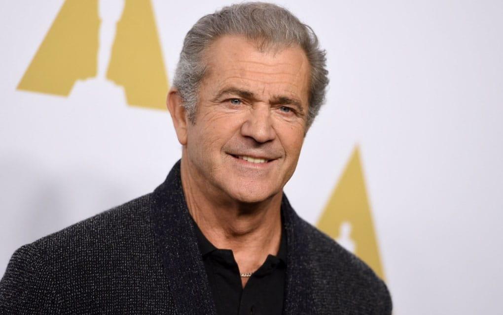 Mel Gibson dice que estuvo hospitalizado por coronavirus