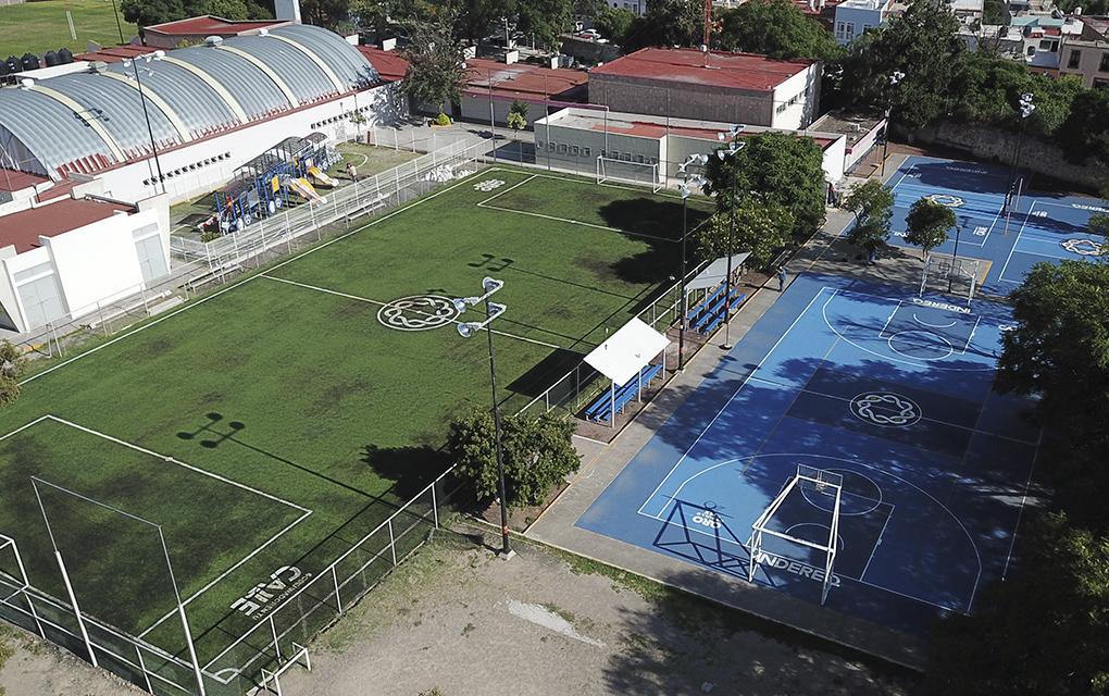 Abrirá Querétaro 4 espacios deportivos ¿Cómo podré ingresar?