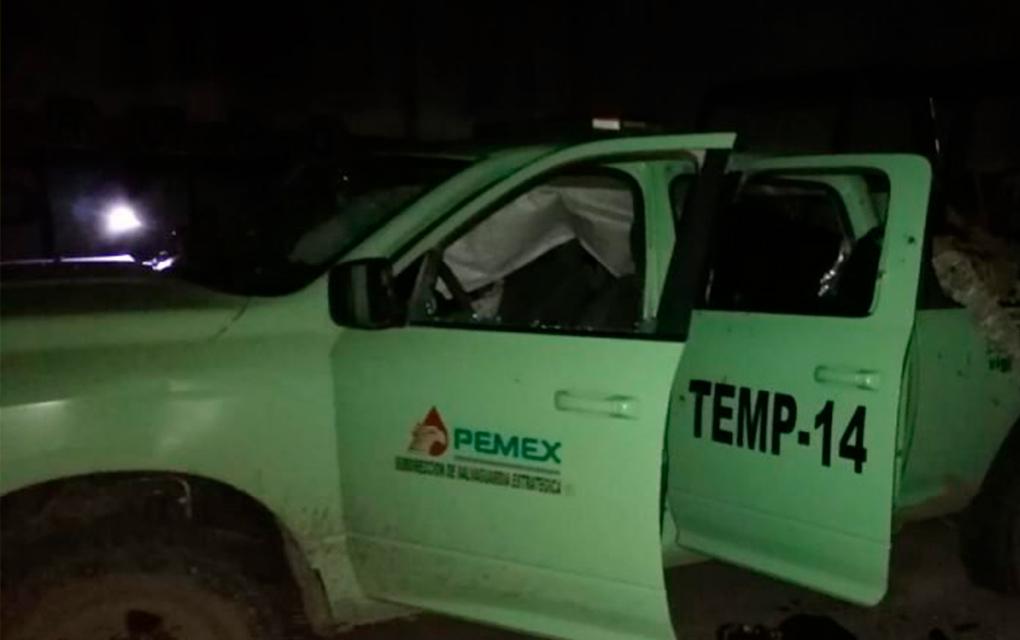 Emboscan a personal de Pemex en San Juan del Río