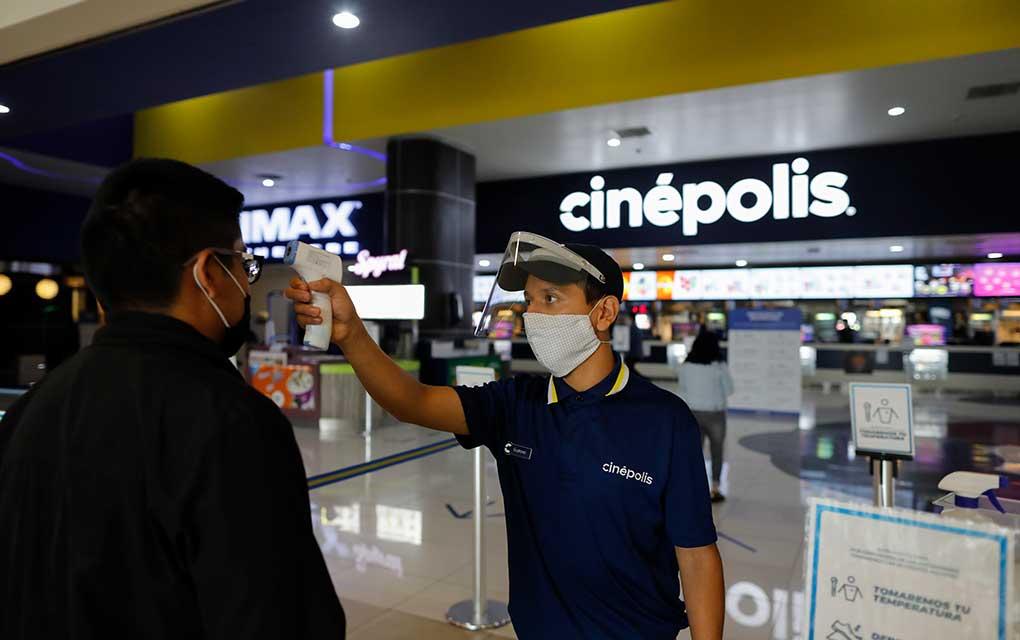 Los primeros valientes regresaron a los cines en México