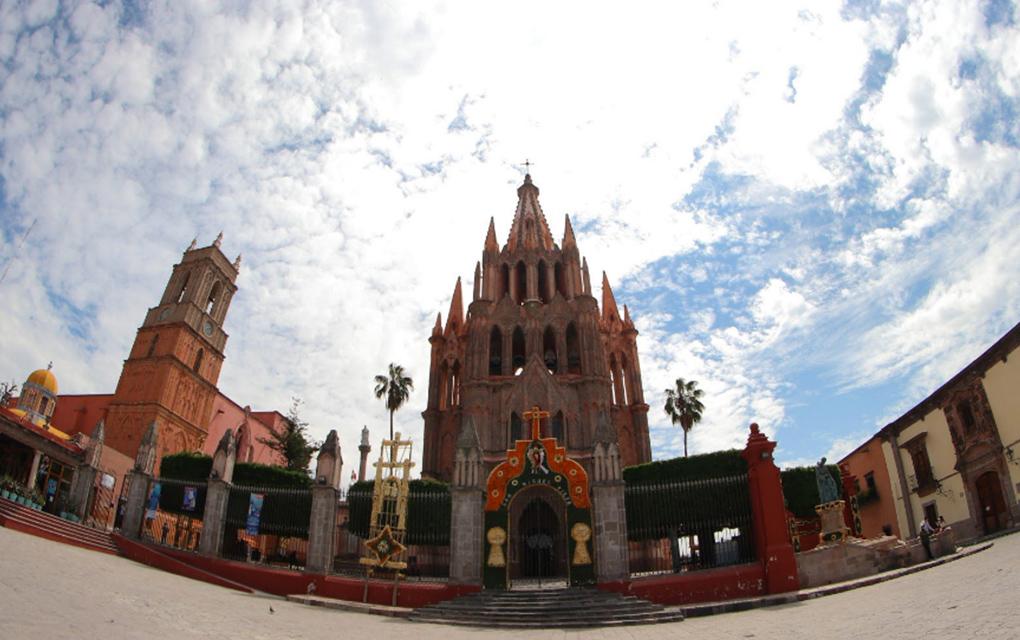 Califican a San Miguel de Allende como la Mejor Ciudad Pequeña del Mundo