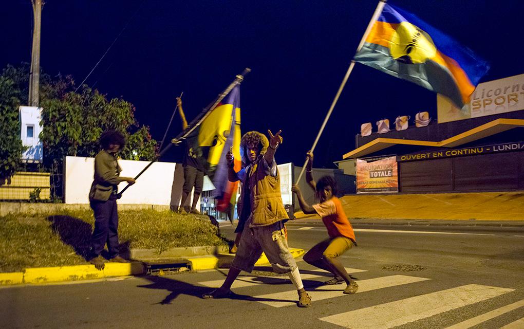 Referendo en Nueva Caledonia por su independencia de Francia /Foto: AP