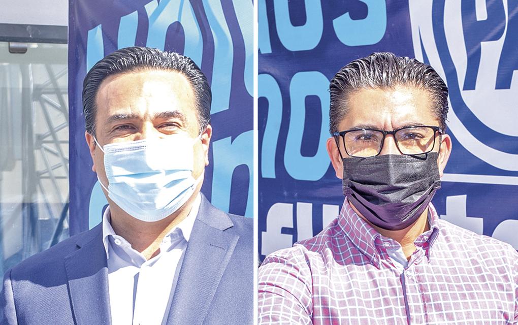 Luis Nava y Roberto Sosa le apuestan a la continuidad en Querétaro y Corregidora