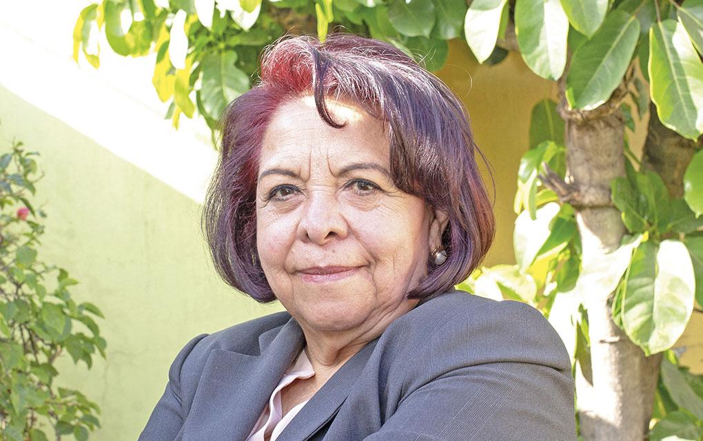 Acusa Celia Maya presión del PAN para bajar su candidatura / Foto: Especial