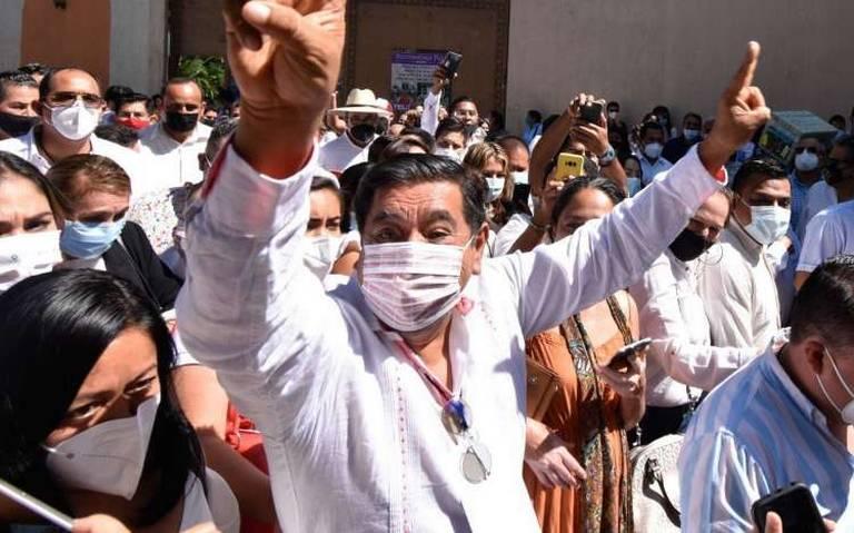 Amenaza Salgado Macedonio con bloquear elección en Guerrero