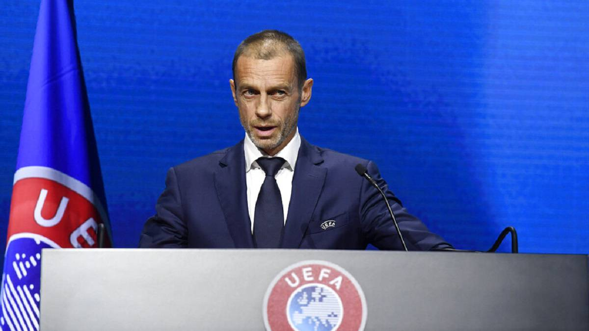 UEFA analiza veto a Real Madrid, Barcelona y Juventus
